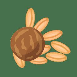Céréales-macadamia ❤