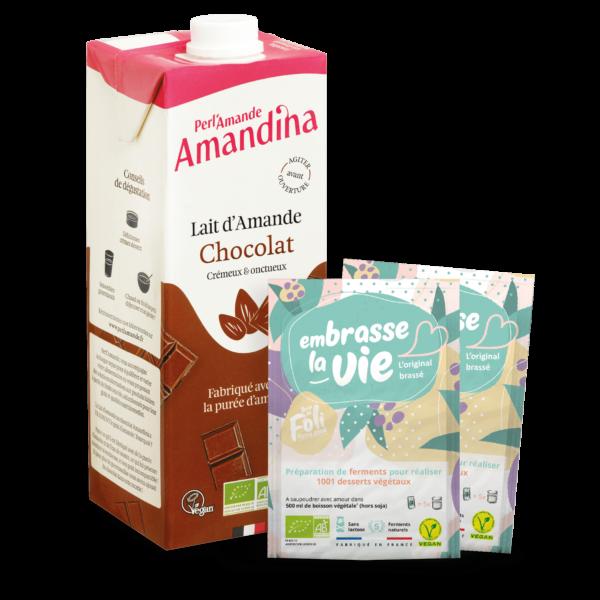 kit amande chocolat