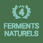 4 ferments naturels