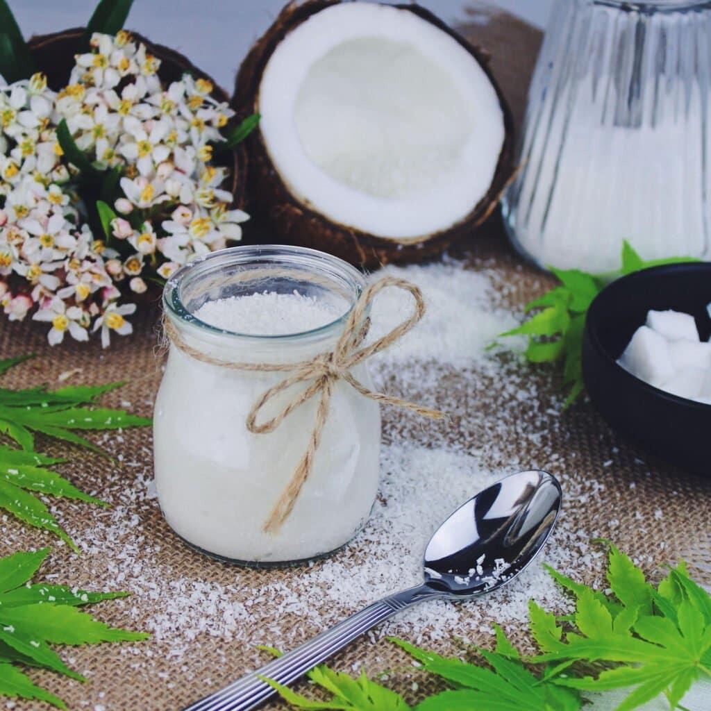 Le yaourt végétal coco extra gourmand et extra healthy !